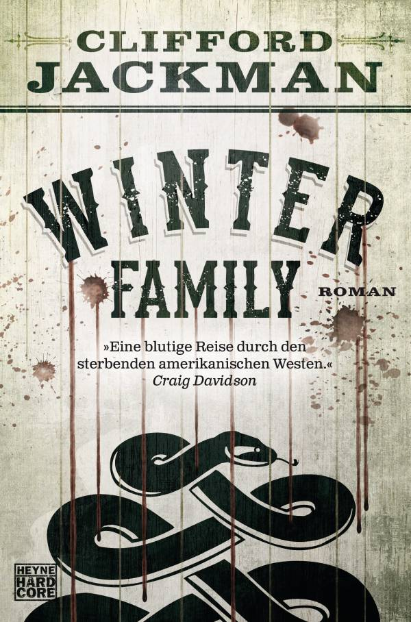 Winter Family von Clifford Jackman | © Heyne Hardcore