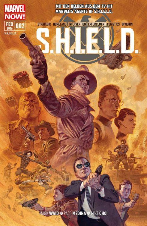 S.H.I.E.L.D. 2 | © Panini
