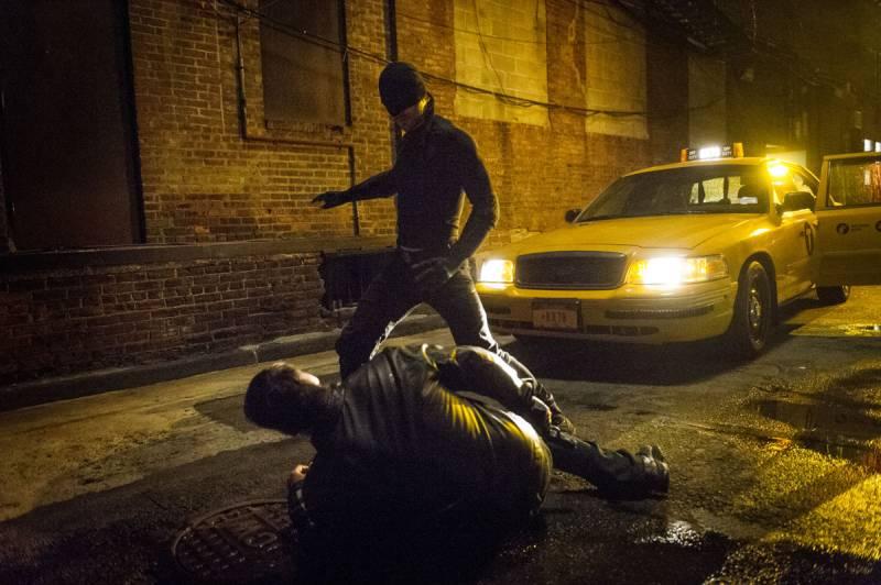 Szenenbild aus Daredevil | © Netflix