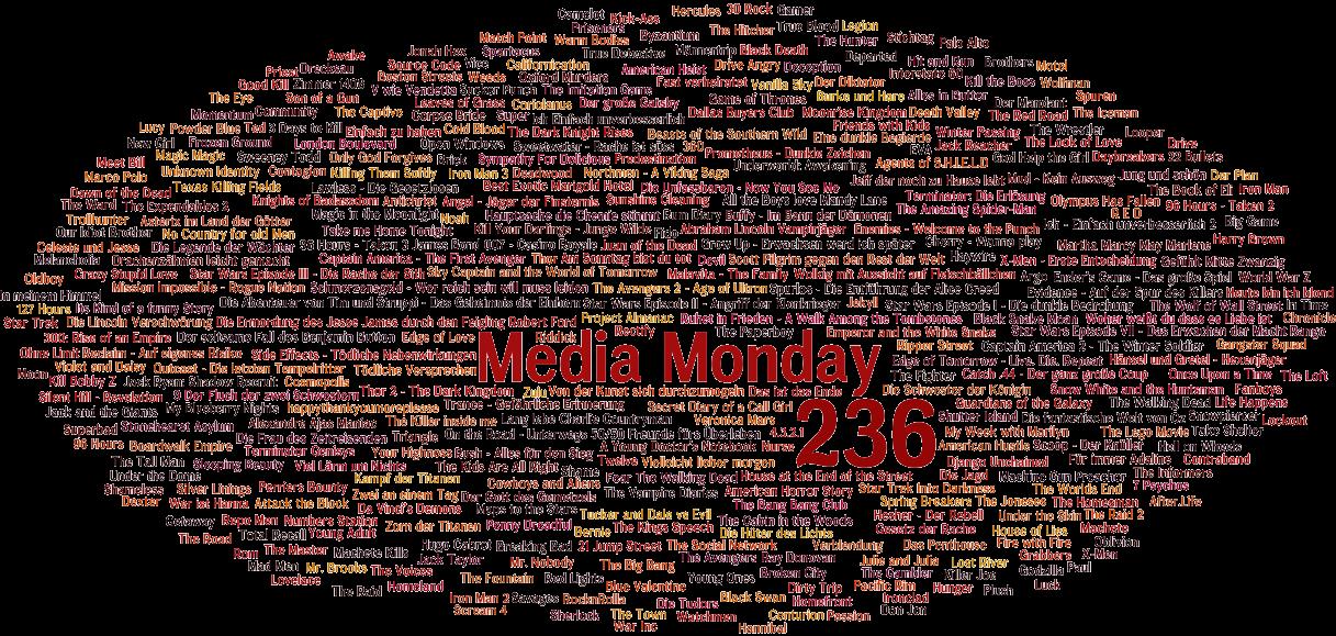 Media Monday #236