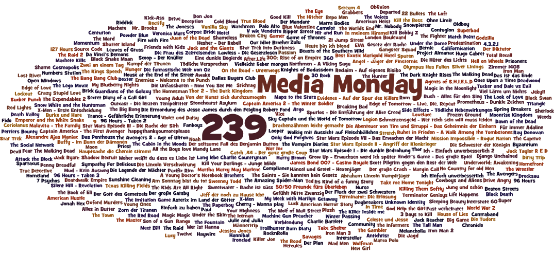 Media Monday #239