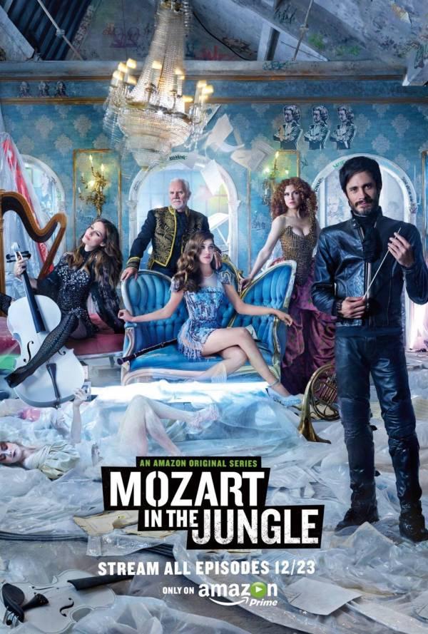 Mozart in the Jungle   © Amazon Studios