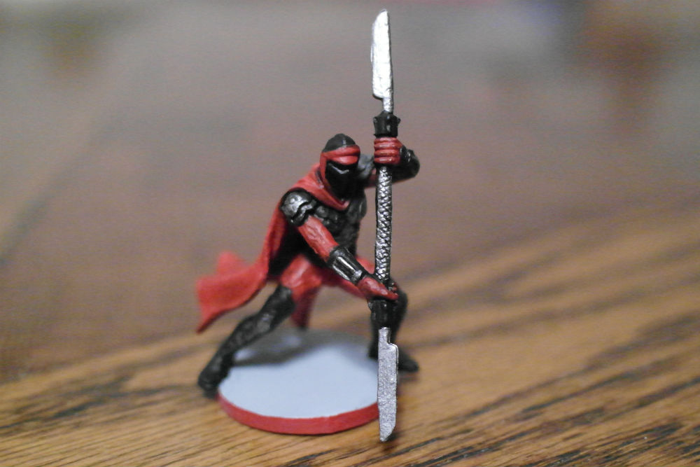 Star Wars: Imperial Assault - Hauptmann der Roten Garde Schurken-Pack | © Heidelberger Spieleverlag