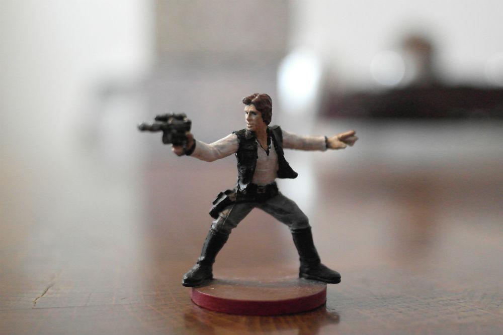 Star Wars: Imperial Assault - Han Solo Verbündeten-Pack | © Heidelberger Spieleverlag