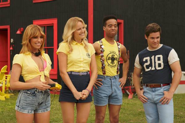 Szenenbild aus The Final Girls   © Sony Pictures Home Entertainment Inc.