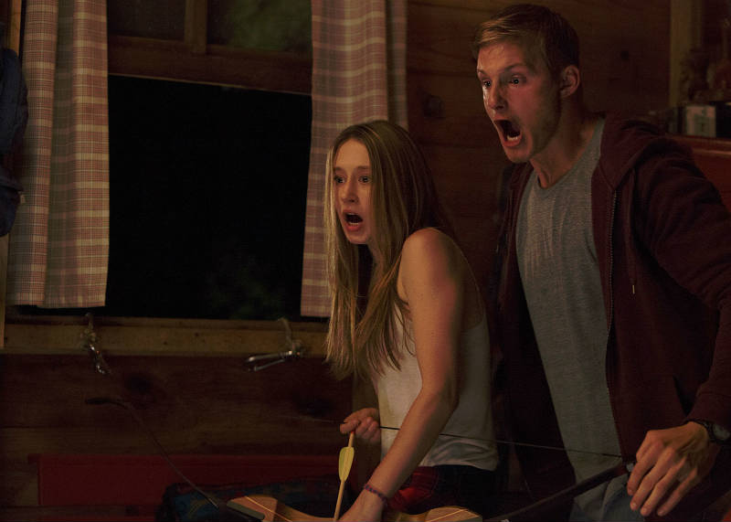 Szenenbild aus The Final Girls | © Sony Pictures Home Entertainment Inc.