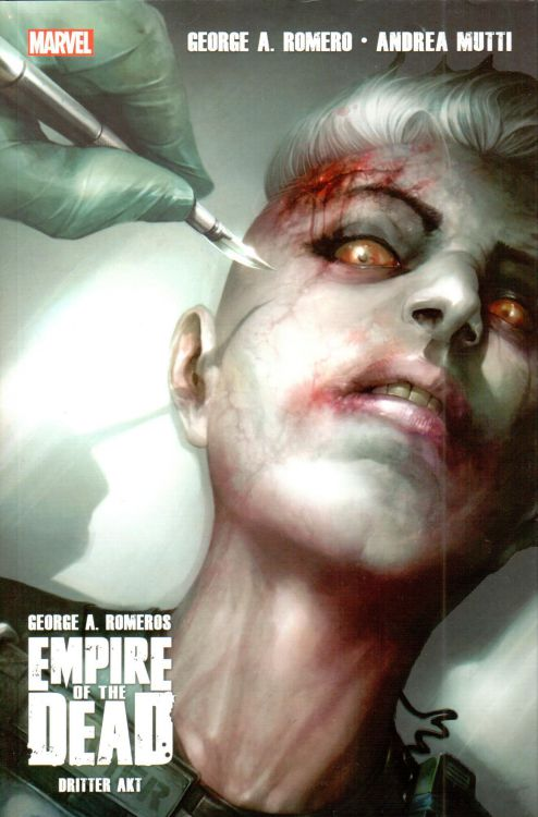 George A. Romero: Empire of the Dead 3 | © Panini