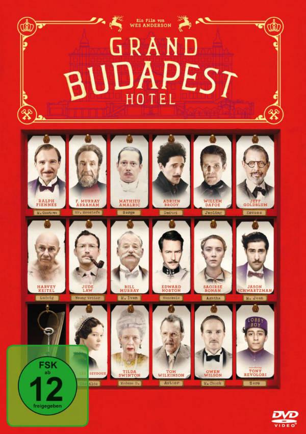 Grand Budapest Hotel | © Twentieth Century Fox