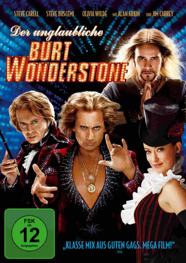 Der unglaubliche Burt Wonderstone | © Warner Home Video