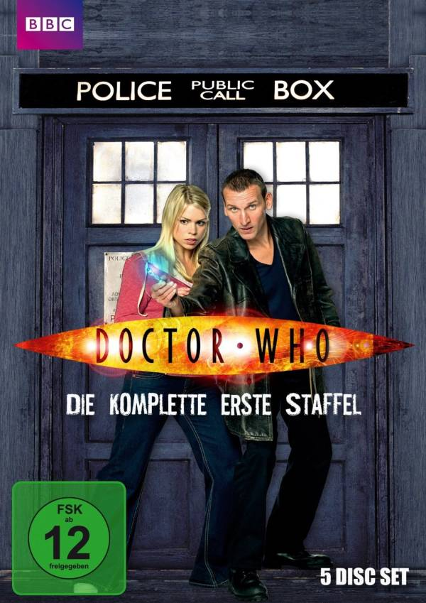Dr Who Staffel 1