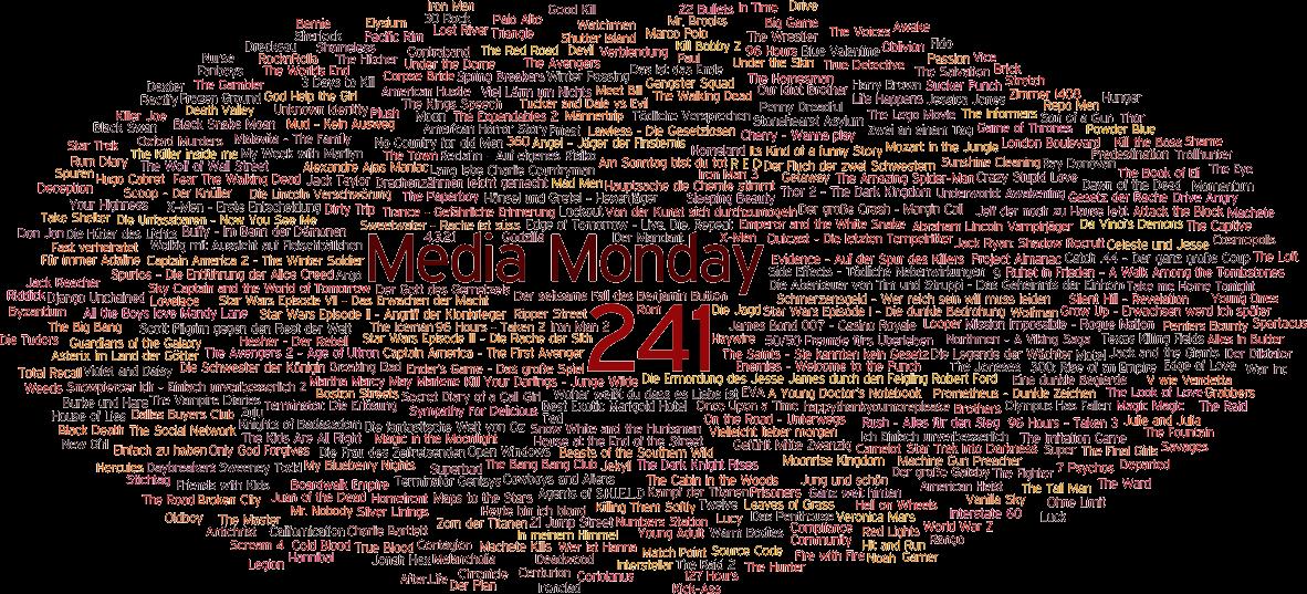 Media Monday #241