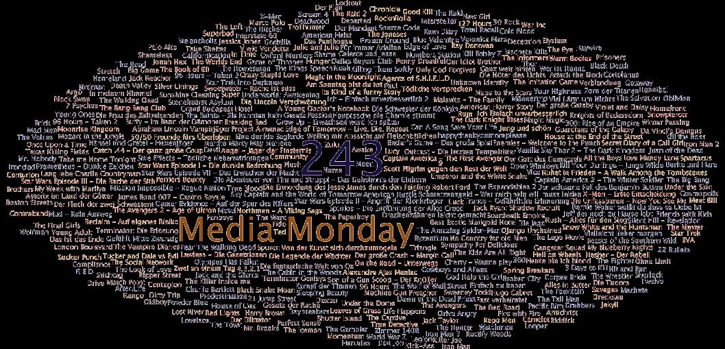 Media Monday #243
