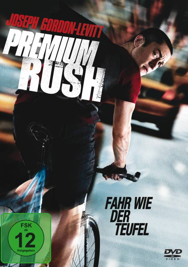 Premium Rush   © Sony Pictures Home Entertainment Inc.