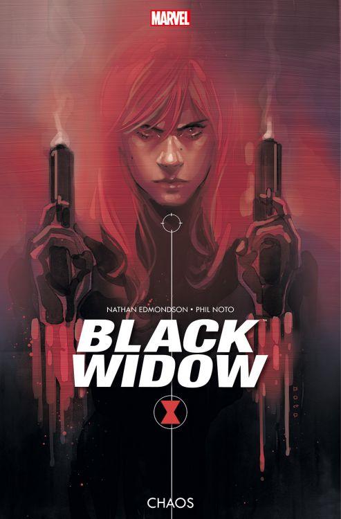 Black Widow 3: Chaos | © Panini