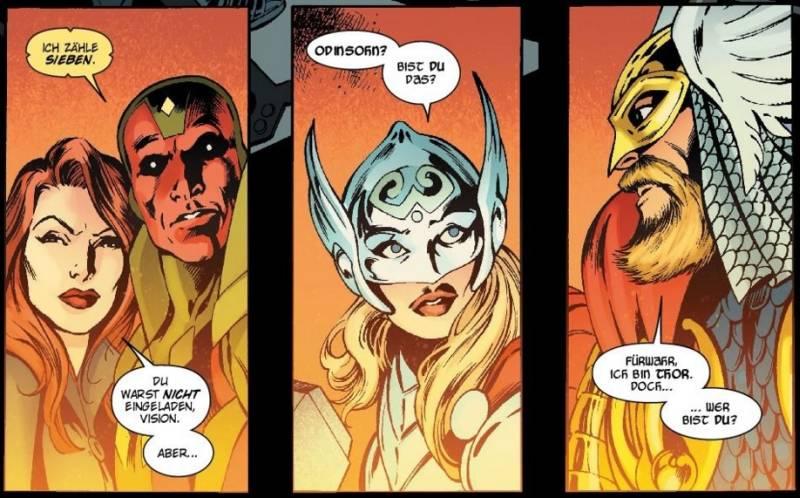 Ausschnitt aus Avengers: Ultron Forever | © Panini