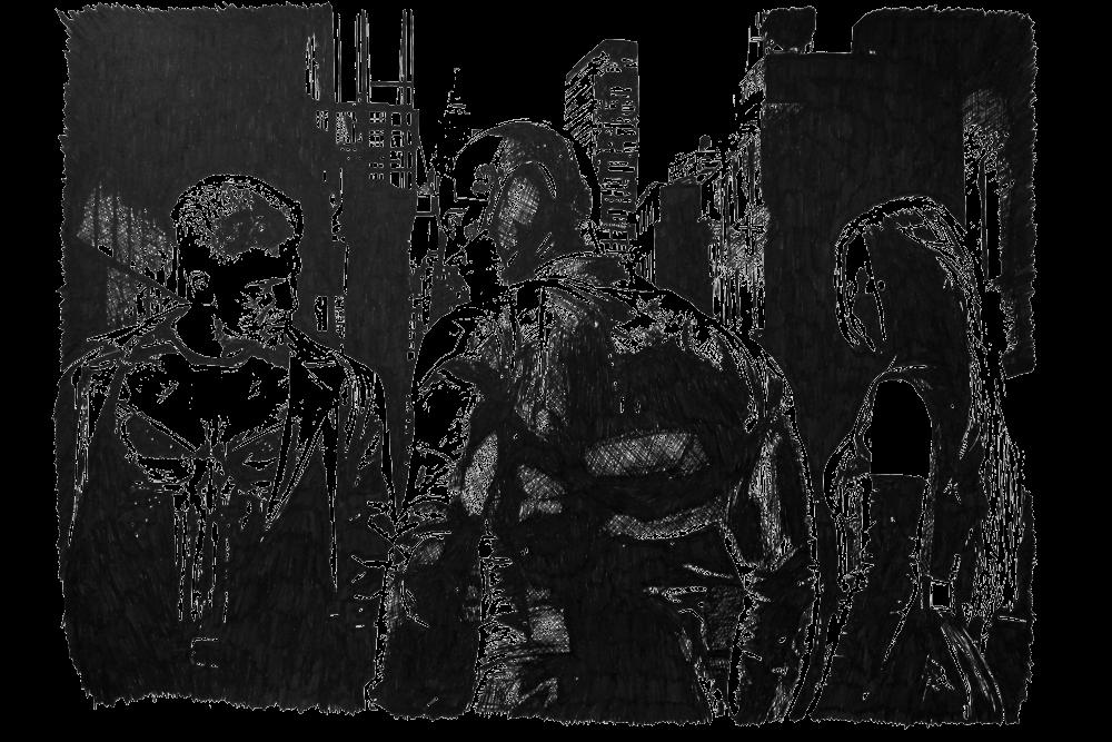 Szenenbild aus Daredevil Staffel 2 | © Wulf Bengsch