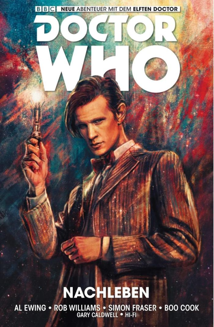Doctor Who: Der elfte Doctor 1 - Nachleben | © Panini
