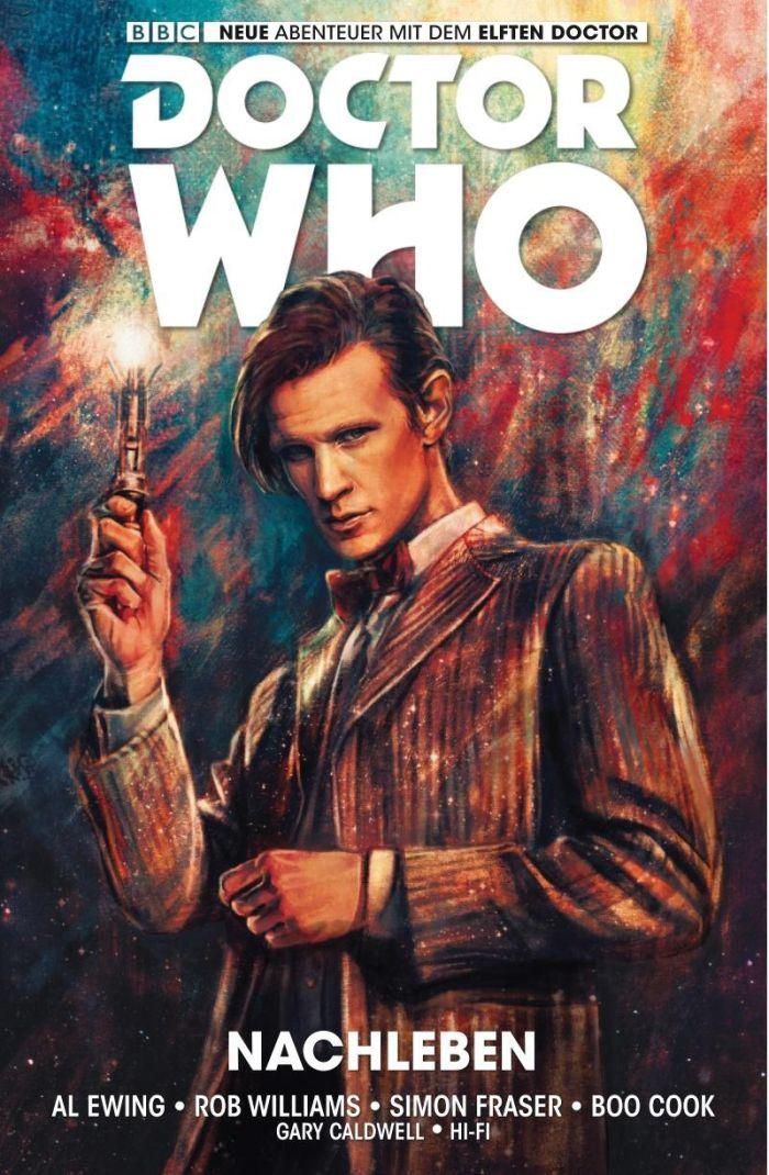 Doctor Who: Der elfte Doctor 1 – Nachleben