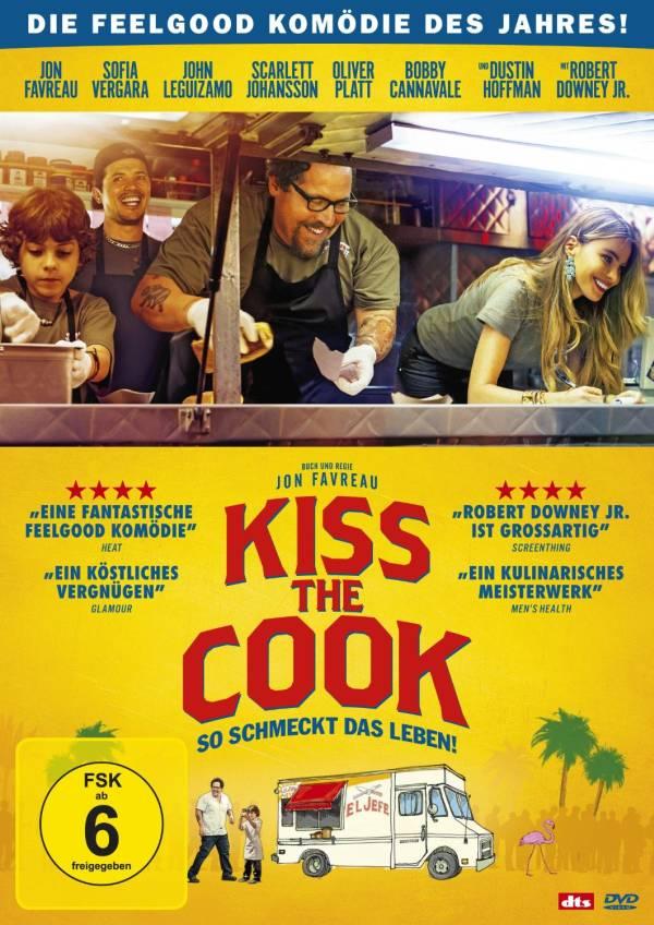 Kiss the Cook - So schmeckt das Leben | © Koch Media
