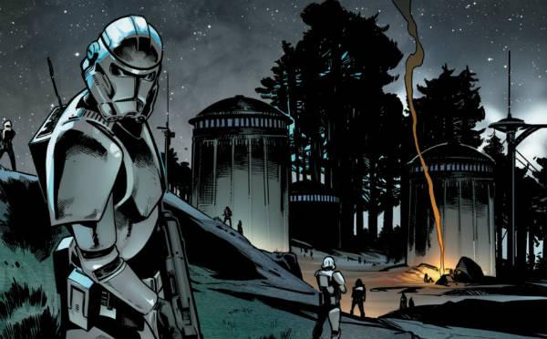 Ausschnitt aus Star Wars: Kanan - Der letzte Padawan | © Panini