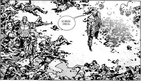 Ausschnitt aus The Walking Dead 15: Dein Wille geschehe | © Cross Cult