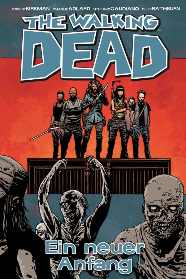 The Walking Dead 22