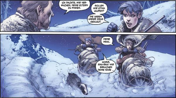 Ausschnitt aus Winterwelt 2: Die Gestrandeten | © Cross Cult