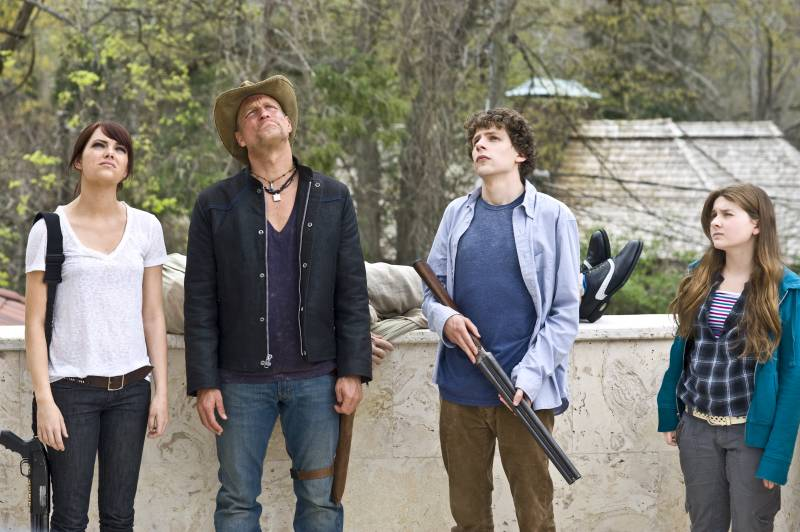 Szenenbild aus Zombieland | © Sony Pictures Home Entertainment Inc.