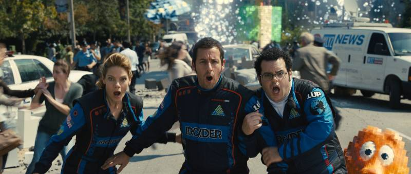 Szenenbild aus Pixels | © Sony Pictures Home Entertainment Inc.