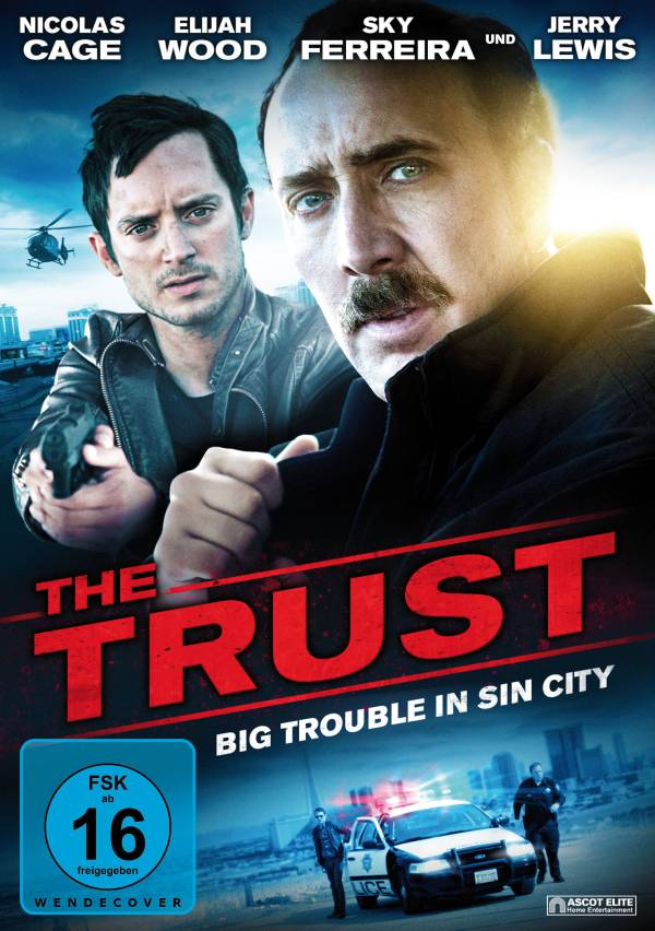 The Trust - Big Trouble in Sin City | © Ascot Elite