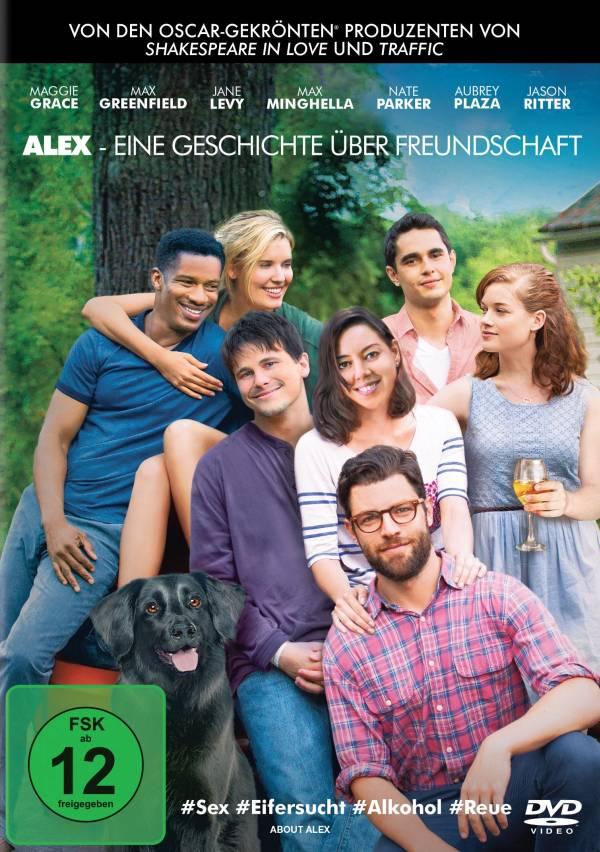 Alex – Eine Geschichte über Freundschaft | © Sony Pictures Home Entertainment Inc.