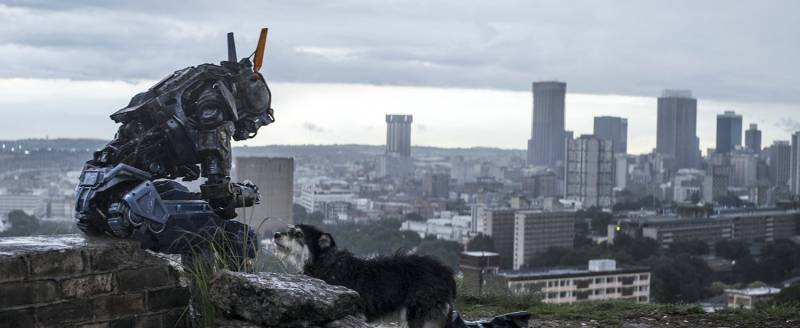 Szenenbild aus Chappie | © Sony Pictures Home Entertainment Inc.
