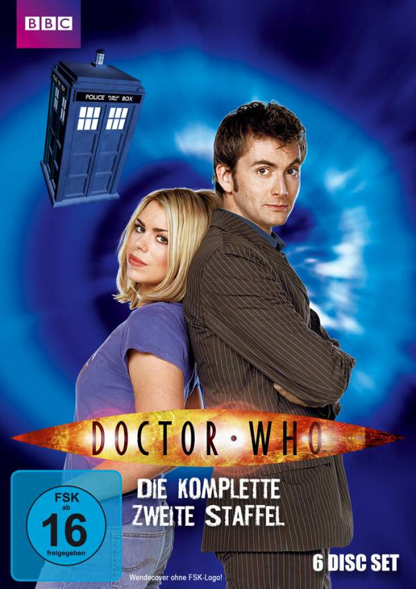 Doctor Who | Staffel 2