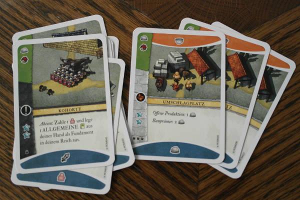 Imperial Settlers - Nachbarschaftshilfe | © Pegasus Spiele