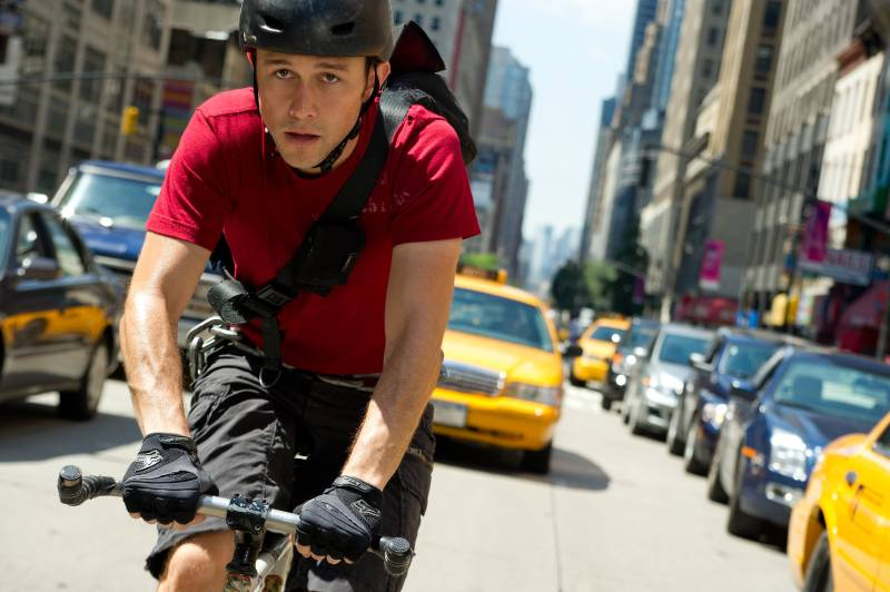 Szenenbild aus Premium Rush | © Sony Pictures Home Entertainment Inc.