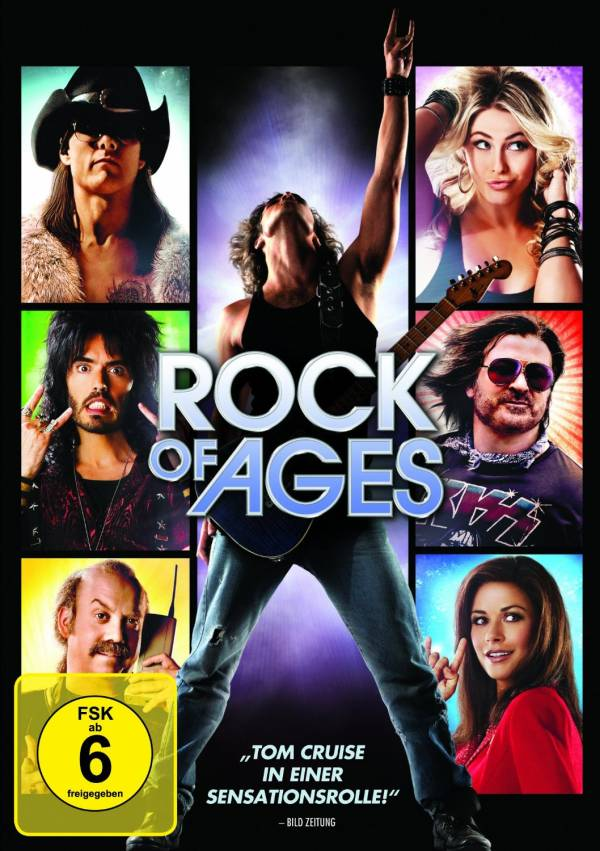 Rock of Ages | © Warner Home Video