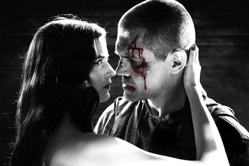 Szenenbild aus Sin City 2: A Dame to Kill For   © Splendid Film