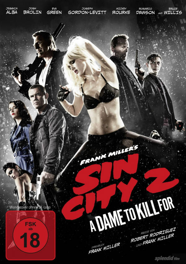 Sin City 2: A Dame to Kill For   © Splendid Film