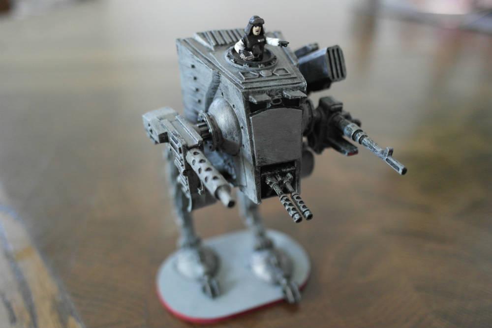 Star Wars: Imperial Assault - General Weiss Schurken-Pack   © Heidelberger Spieleverlag