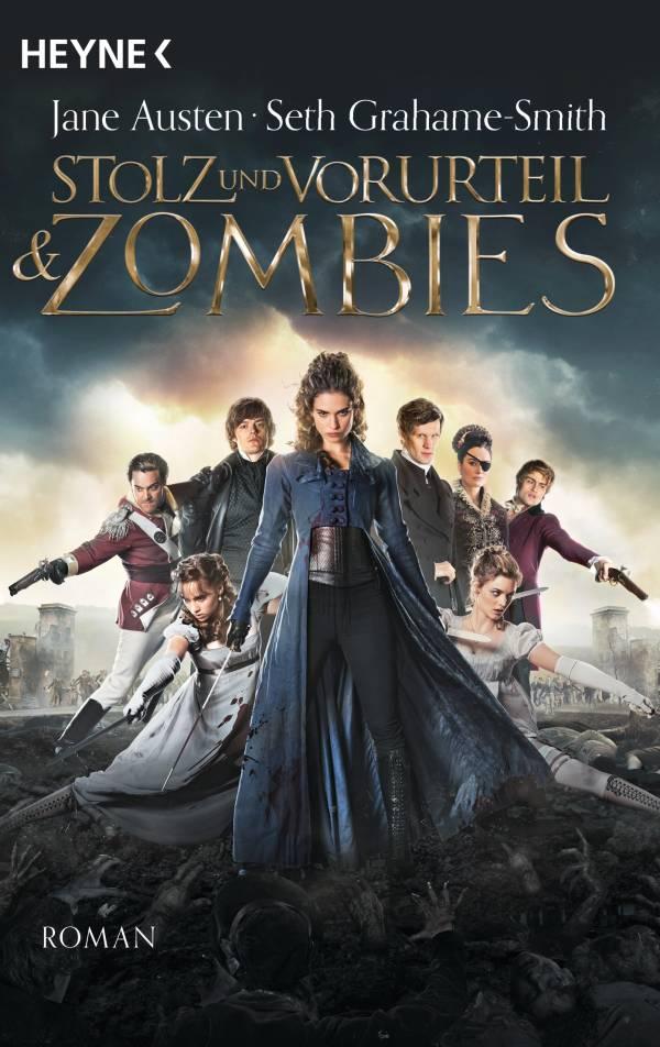 Stolz und Vorurteil und Zombies von Jane Austen und Seth Grahame-Smith | © Heyne Verlag