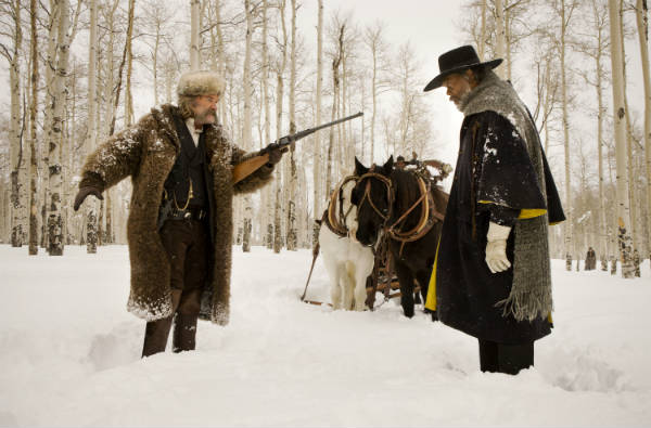 Szenenbild aus The Hateful 8 | © Universum Film