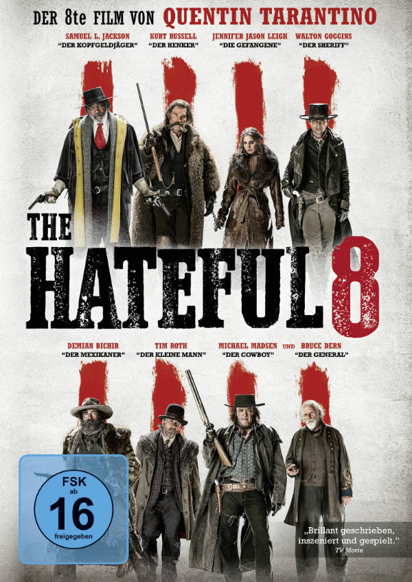 The Hateful 8 | © Universum Film
