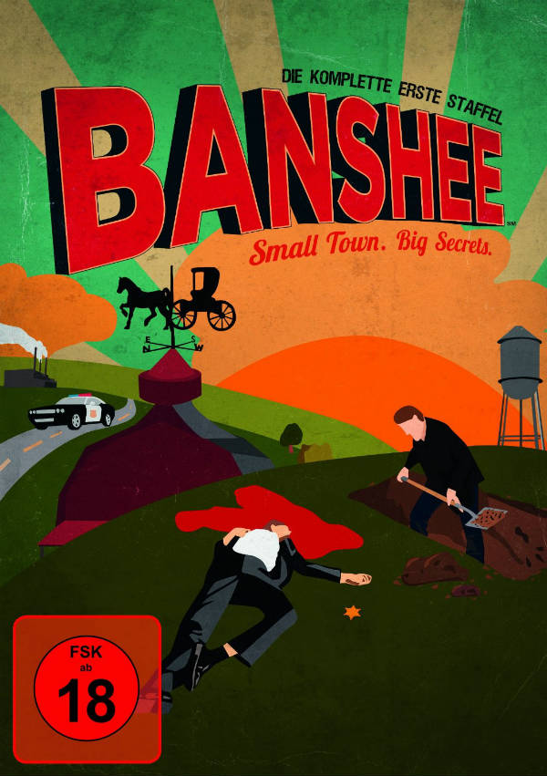 Banshee | © Warner Home Video