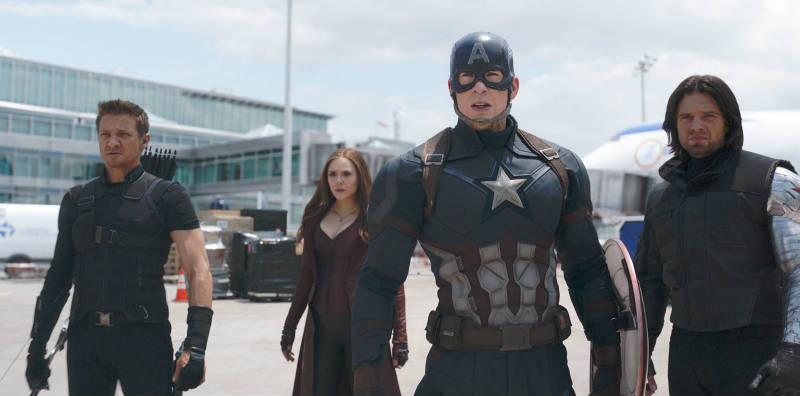 Szenenbild aus Captain America 3: Civil War | © Walt Disney
