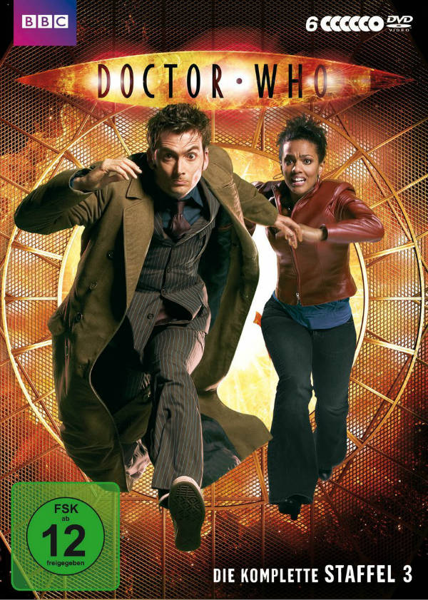 Doctor Who | Staffel 3