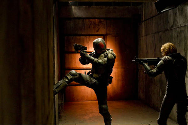Szenenbild aus Dredd | © Universum Film