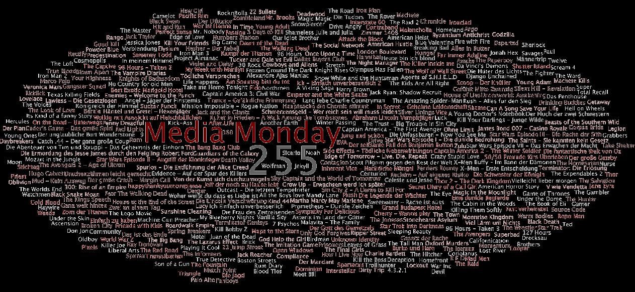 Media Monday #255