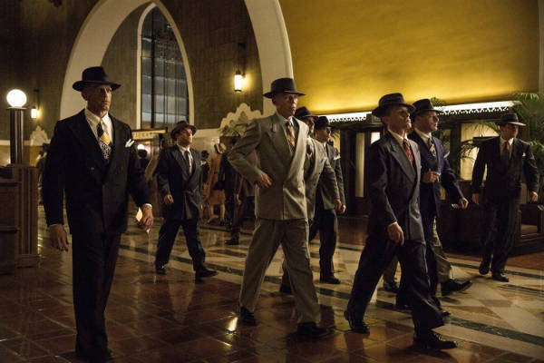 Szenenbild aus Mob City | © WVG Medien