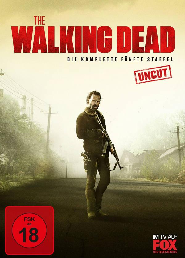 The Walking Dead Staffel 5 Bs