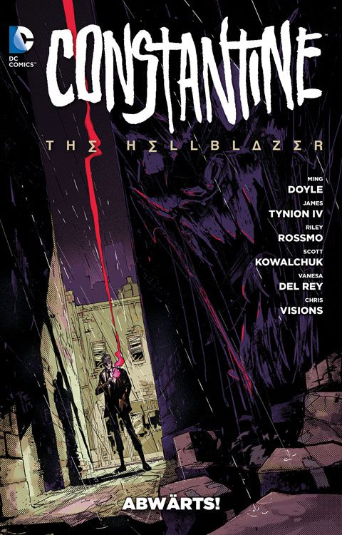 Constantine: The Hellblazer 1 - Abwärts | © Panini